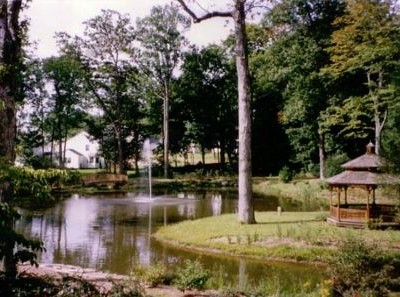 Great Oak Farm pond